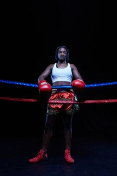 Professional women's boxing has never been easy to sell. But if the sport's officials were smart, they'd recognize that they need fighters like the Olympian Claressa Shields.