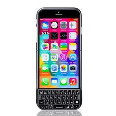 Typo2 iPhone 6 Case with Physical Keyboard