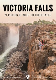 21 Spectacular Photos of the Best Experiences at Victoria Falls. Tips for the best African safari; ethical animal encounters; Guide to planning your next trip to Zambia. From the travel blog Travel-Break.net via @TravelBreak