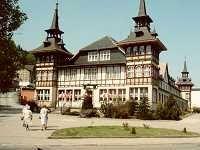 Alexisbad liegt im schönsten Teil des Selketals und ist ein Ortsteil ...