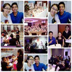 Wedding coordination! ALoft Kuala Lumpur!