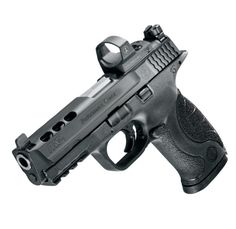 Smith & Wesson Performance Center M&P Tactical Pistol, Tactical Gear, M&p 9mm, Jay Rock, Smith N Wesson, Guns And Ammo, Zombies, Firearms, Hand Guns