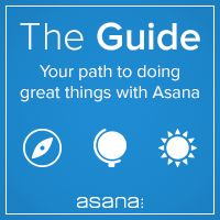 Guide How we use Asana