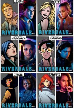 Archie comics with your character on riverdale Riverdale Aesthetic, Bughead Riverdale, Riverdale Funny, Riverdale Memes, Riverdale Season 1, Riverdale Theories, Riverdale Tv Show, Riverdale Poster, Riverdale Veronica