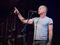 Sting: How I started writing songs again | TED Talk | TED.com - Storytelling helped Sting break his block - #unstarvingartist