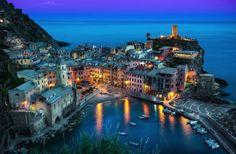 Cinque Terre, Itália - Fonte: MDig