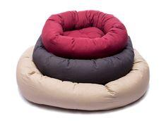 Dog+Gone+Smart+Water+Resistant+&+Smell-proof+Donut+Bed