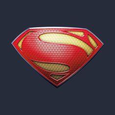 Awesome 'Superman+Logo' design on TeePublic!