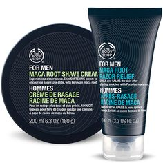 The Body Shop Shaving