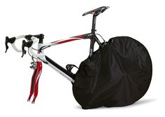 """Rear Bike Cover - the ultimate protection for fast transportation! Keep your bike protected from scratches & your car protected from dirt! Also for MTB up to 26""""!"""