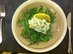 Toast skagen / Pirkka Oma keittiö: Katkarapuleipä, joka on helppo ja maittava alkupala
