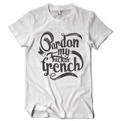 Pardon my fucking French