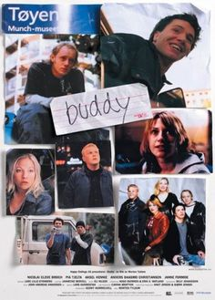 Buddy (2004) Streaming Movies, Hd Movies, Movies To Watch, Free Full Episodes, Cool Pictures, Movie Posters, Buddy Movie, Amanda, Tv