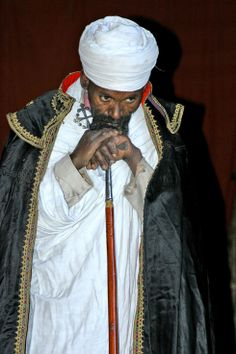 Peuple d'Ethiopie