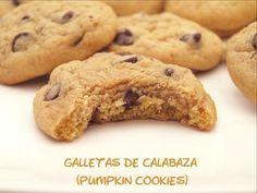 Galletas de calabaza (Pumpkin cookies) » Recetas Thermomix | MisThermorecetas