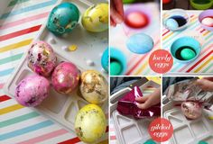 DIY Craft | 22 Easter Egg Decorating Ideas | l'Atelier de Christine