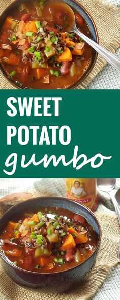Sweet Potato Gumbo   Eat Clean Live Well Cookbook Review