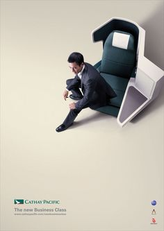 Cathay Pacific: Phil | Ads of the World™