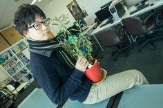 Mr.Otani  https://www.facebook.com/herbsdiary