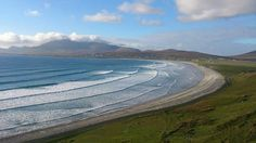 Photo: Keel Beach, Achill Island, Co Mayo, submitted by Niall Ó Fualairg