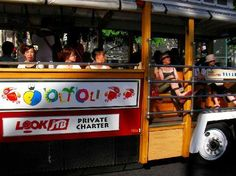 Waikiki Trolley inexpensive way to see all sites of Honolulu and Waikiki or take the bus for a circle island tour to North Shore, Pearl Harbor, the beaches and more.