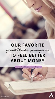 Research has shown that gratitude makes us happier, healthier and more successful. Check out some of our favorite prayers that you can use to cultivate more gratitude in your life!