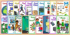 Teacher Types: Terrific Teaching Resources from Twinkl