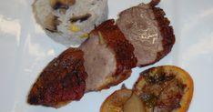 Ünnepi étel következik, rendkívül ízletes, szépen tálalható, egyszerűen elkészíthető és a siker garantált.:) Hízott kacsamellből csinálom,... Pork, Beef, Diet, Kale Stir Fry, Meat, Pork Chops, Steak