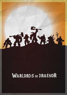 https://www.behance.net/gallery/15667283/World-of-Warcraft-Minimal-Poster