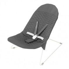 Maclaren Bouncer - Charcoal - simple bouncer seat, $50