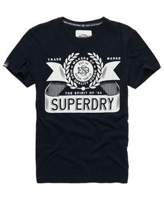 Superdry Nicotine T-shirt