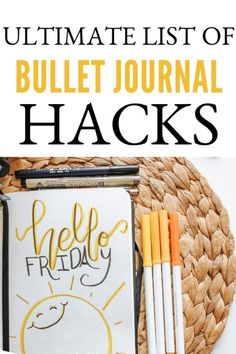If you haven't noticed, I am obsessed with bullet journaling. I LOVE all things productivity and crafts! Normally those two things wouldn't go together but they do in a bullet journal (if you choose to be artsy in your bullet journal that is). Click to read more. Bullet Journal Gifts, Monthly Bullet Journal Layout, Bullet Journal Mood Tracker Ideas, Bullet Journal For Beginners, January Bullet Journal, Goal Journal, Bullet Journal How To Start A, Bullet Journal Themes, Bullet Journal Spread