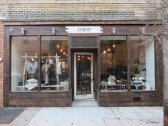 joinery storefront | brooklyn, ny 익스테리어