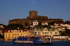 The 10 most beautiful Towns in Sweden. Carlsten Fortress, Marstrand | © Wazeld/WikiCommons