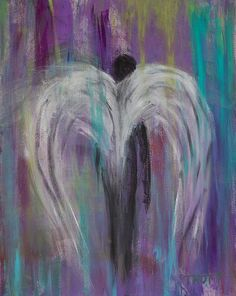 Angel Wings by Anthony Trott  - I love this piece, it makes me think of finding ones light after so much dark. #art