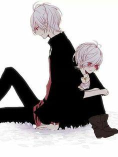 Imagen de anime and diabolik lovers