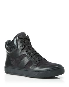 16ebfb24856 Vince Adam High Top Sneakers Men - Bloomingdale s