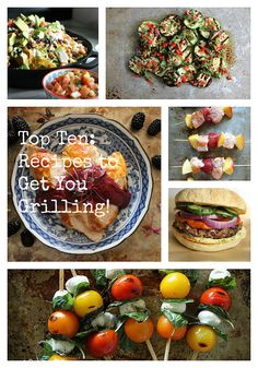 top ten grilling recipes