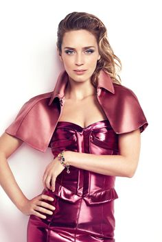 ☆ Emily Blunt | Photography by Michelangelo Di Battista | For InStyle Magazine US | May 2013 ☆