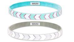NEW PRODUCT ALERT and enter to win your fav! Introducing the first two headbands in the Sparkly Soul Arrow Collection - now available online here: Pink, White and Robin's Egg Blue Arrow Satin Wide: http://shop.sparklysoul.com/SATIN-Arrow-Collection-Pink-White-and-Robins-Egg-Blue-Wide-SATINARROWCOLLECTIONPINWHITEREB.htm White and Silver Arrow Satin Wide: http://shop.sparklysoul.com/SATIN-Arrow-Collection-Silver-and-White-Wide-SATINARROWCOLLECTIONSILVERWHITE.htm