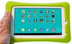 """The Tabeo Toys """"R"""" Us Tablet - On October Toys""""R""""Us will be launching their first kid-friendly Android tablet; the Tabeo. Along side the Tabeo's 50 per-installed applications, which includes. Best Tablet For Kids, Kids Tablet, Tablet Computer, Best Android Tablet, Android Apps, Free Android, Toys R Us Stores, Best Christmas Toys, Shopping"""