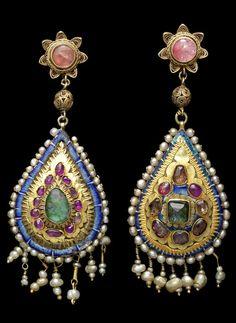 Persian Jewelry : persian, jewelry, Jewellery, Ancient, Ideas, Jewelry,, Antique