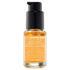 My favorite Vitamin C serum.  Really helps to even out my skin tone.  Ole Henriksen - Truth Serum® Collagen Booster