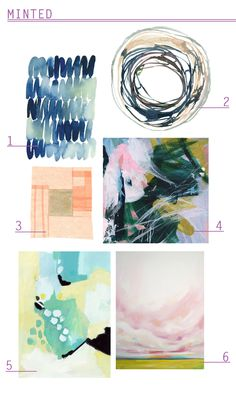 Best Online Art Resources | Emily Henerson @minted