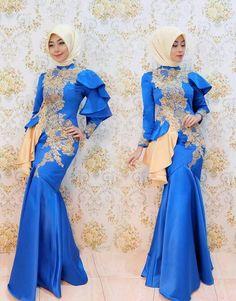 Kebaya Modern Kebaya Hijab, Disney Princess, Formal Dresses, Model, Fashion, Moda, Formal Gowns, Scale Model
