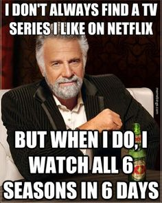 Here's the reason I don't have Netflix