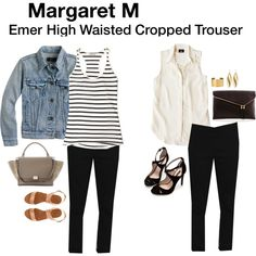 Margaret M pants - need this in colors other than red and black!