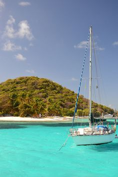 Tobago Cays - St Vincent The Grenadines #Caribbean