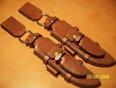 Картинки по запросу how to make a leather sheath for a knife