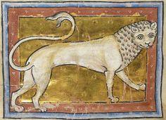 British Library Royal MS 12 C XIX (c1200-c1210) f28v